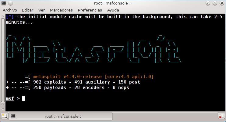 how to use metasploit framework windows