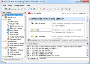 Acunetix Web Vulnerability Scanner - Penetration Testing Tool