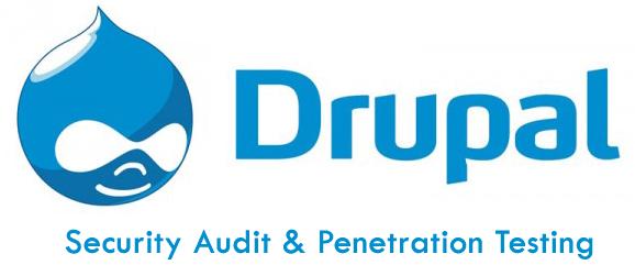 drupal penetration testing